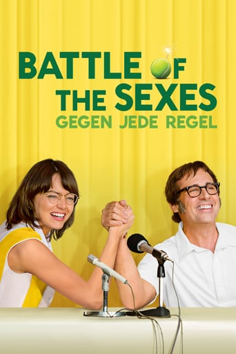 Battle of the Sexes - Gegen jede Regel Stream