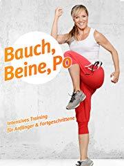 Bauch, Beine, Po: Intensives Training für Anfänger und Fortgeschrittene stream