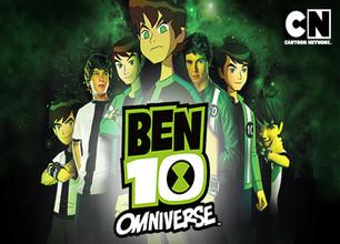 BEN 10: Omniverse - stream