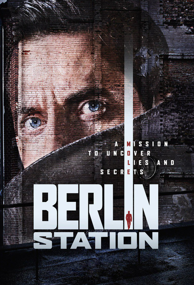 Berlin Station - stream