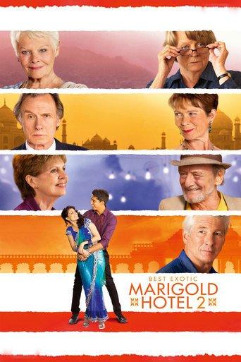 Best Exotic Marigold Hotel 2 stream