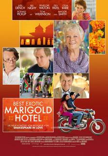 Best Exotic Marigold Hotel - stream