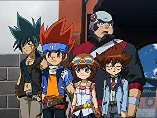 Beyblade Metal Fury stream