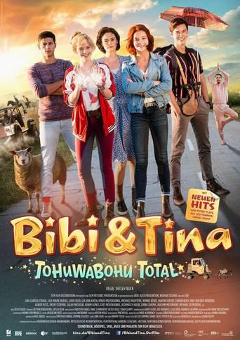 Bibi & Tina: Tohuwabohu total stream
