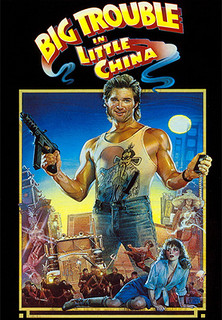 Big Trouble In Little China stream