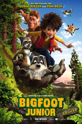 Bigfoot Junior stream