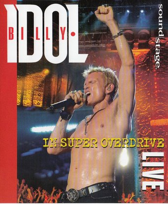 Billy Idol - In Super Overdrive Live stream