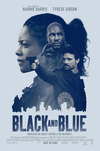 Black and Blue Stream