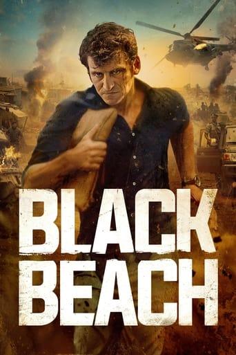 Black Beach Stream