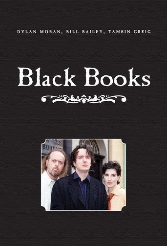 Black Books stream