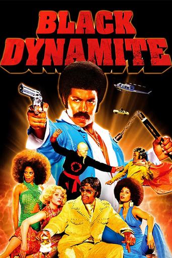 Black Dynamite stream