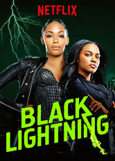 Black Lightning stream