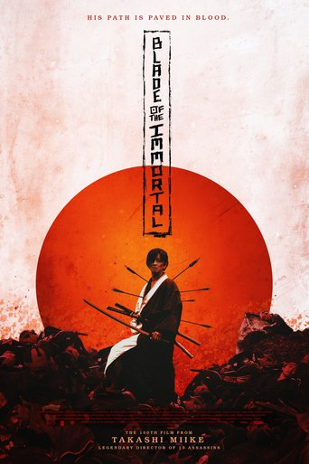 Blade of the Immortal stream
