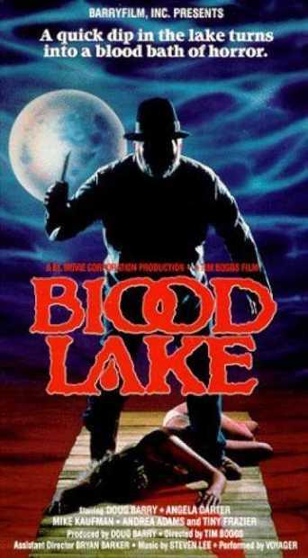 Blood Lake stream