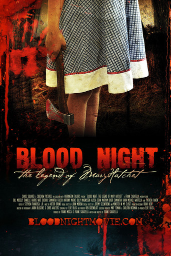 Blood Night stream