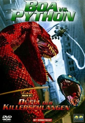 Boa vs. Python - Duell der Killerschlangen stream