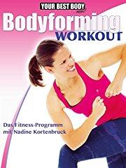 Bodyforming Workout stream
