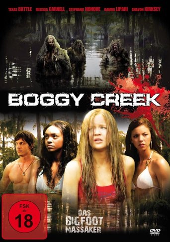 Boggy Creek - Das Bigfoot-Massaker stream