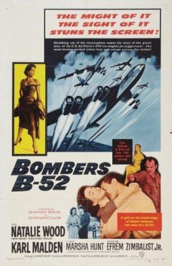 Bomber B-52 stream