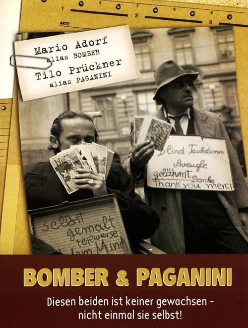 Bomber und Paganini stream