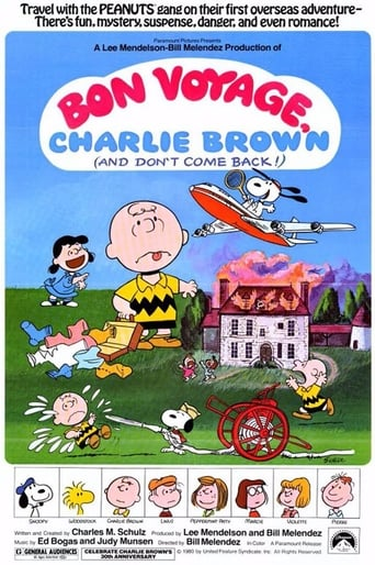Bon Voyage, Charlie Brown, and don't come back! Stream