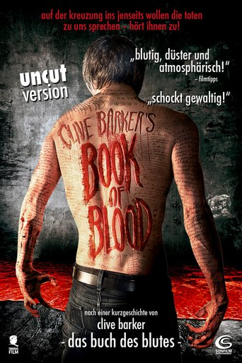 Book of Blood - stream