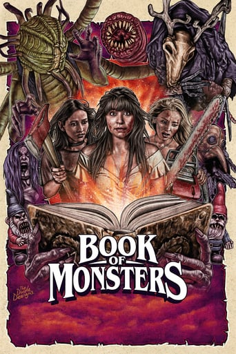 Book of Monsters Stream