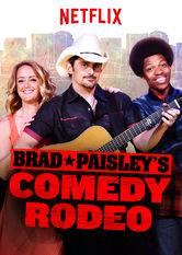 Brad Paisley's Comedy Rodeo stream