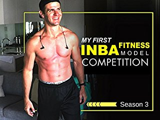 Brad's First Fitness Model Competition Vlogs Stream