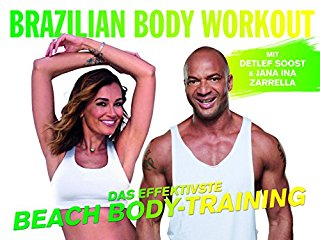 Brazilian Body Workout stream