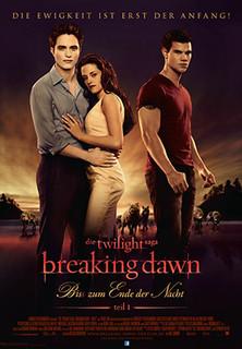 Breaking Dawn - Biss zum Ende der Nacht, Teil 1 - stream