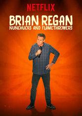 Brian Regan: Nunchucks and Flamethrowers stream