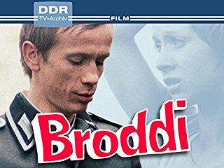 Broddi stream