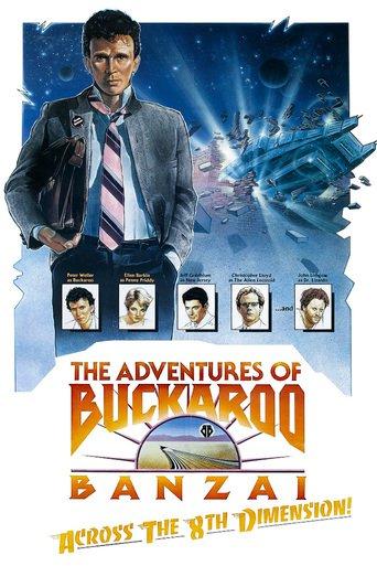 Buckaroo Banzai - Die 8. Dimension stream