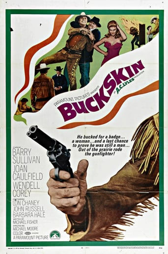 Buckskin stream