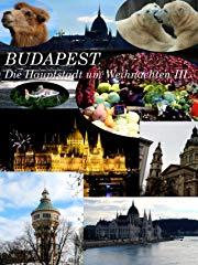 Budapest. Die Hauptstadt um Weihnachten III. Stream
