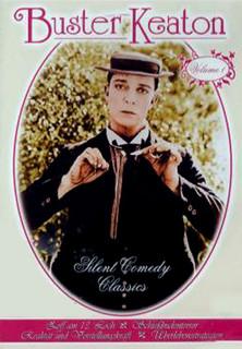Buster Keaton Vol. 1 Silent Comedy Classics stream