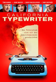 California Typewriter – Die Revolution wird mit der Schreibmaschine geschrieben Stream