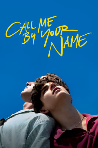Call Me by Your Name - stream