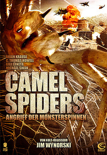 Camel Spiders - Angriff der Monsterspinnen - stream