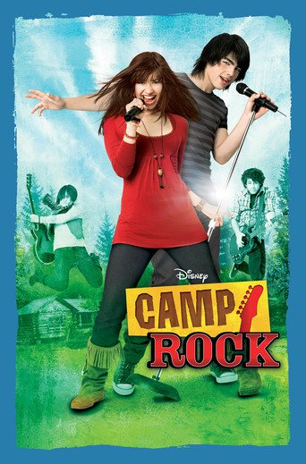 Camp Rock - stream