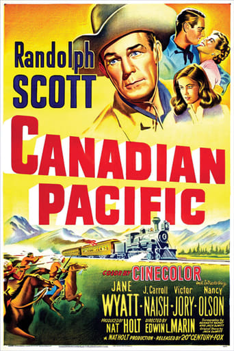 Canadian Pacific Stream