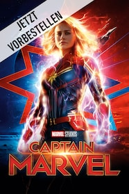 Captain Marvel - stream