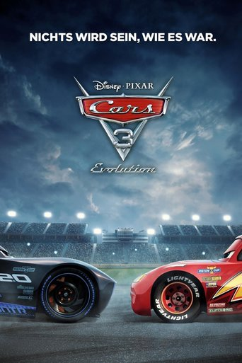 Cars 3 - Evolution stream