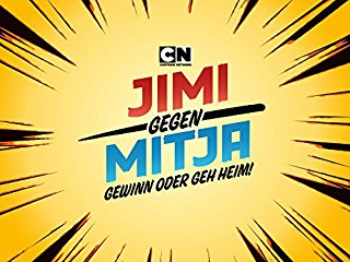 Cartoon Network Jimi gegen Mitja stream