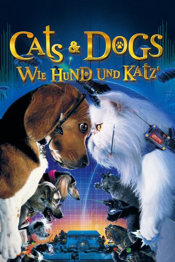 Cats and Dogs - Wie Hund und Katz stream