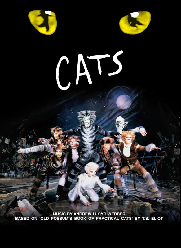 Cats - Andrew Lloyd Webber's stream