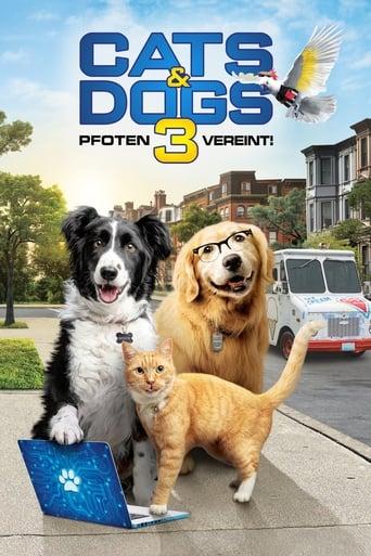 Cats & Dogs 3: Pfoten vereint! Stream