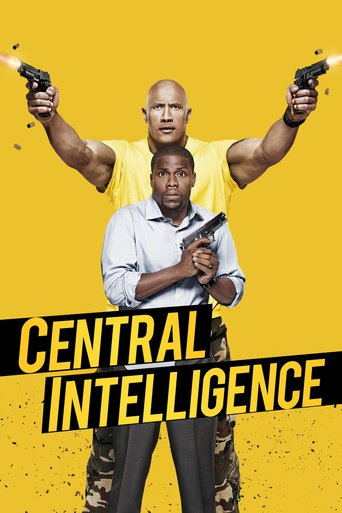Central Intelligence - stream