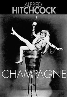Champagne stream